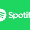 Logo aplikace Spotify