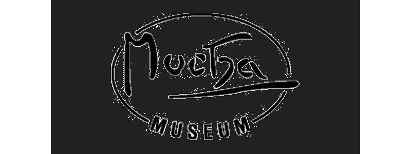 Mucha museum logo
