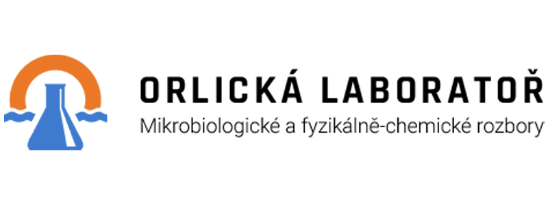 Orlická laboratoř logo