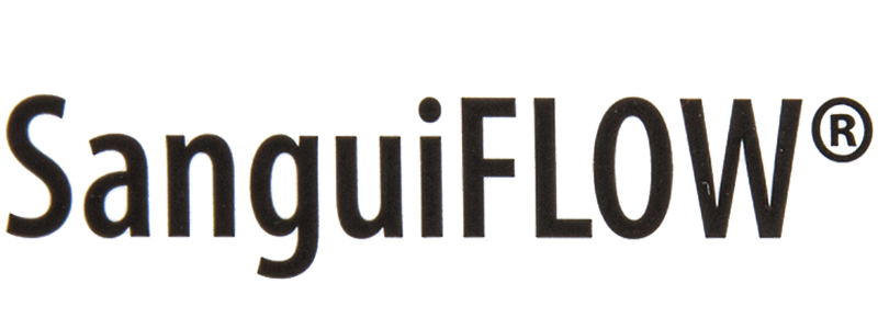 SanguiFlow logo